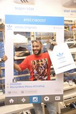 at special edition of adidas shoe lottery in Linking Road on 22nd Aug 2015