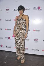 Mandira Bedi at Smaaash sports foundation and Bawraas launch in Mumbai on 22nd Aug 2015
