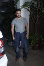 Saif Ali Khan at Phantom screening in Sunny Super Sound on 22nd Aug 2015 (28)_55d9d05b43521.JPG