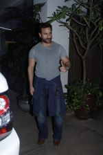 Saif Ali Khan at Phantom screening in Sunny Super Sound on 22nd Aug 2015 (29)_55d9d05c4dbdf.JPG