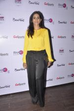 Sonali Kulkarni at Smaaash sports foundation and Bawraas launch in Mumbai on 22nd Aug 2015