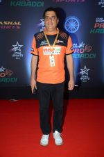 at Pro Kabaddi finals in NSCI on 23rd Aug 2015