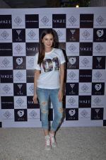 Evelyn Sharma at ngo event seams for dreams in Olive on 23rd Aug 2015