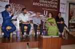 John Abraham and Asha Parekh at book launch in Bandra, Mumbai on 23rd Aug 2015 (10)_55dabc227382a.JPG