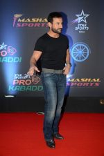 Saif Ali Khan at Pro Kabaddi finals in NSCI on 23rd Aug 2015 (77)_55dabf628c3f2.JPG