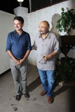 Govind Nihalani at Highway film screening in Sunny Super Sound on 24th Aug 2015