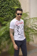 Imran Khan visit Radio City in Bandra, Mumbai on 24th Aug 2015