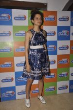 Kangana Ranaut visit Radio City in Bandra, Mumbai on 24th Aug 2015