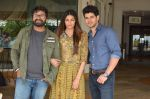 Sooraj Pancholi, Athiya Shetty, Nikhil Advani promote Hero in Mumbai on 24th Aug 2015