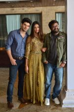 Sooraj Pancholi,Nikhil Advani, Athiya Shetty promote Hero in Mumbai on 24th Aug 2015