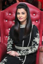 Aishwarya Rai Bachchan promote their film Jazbaa on the sets of DID 5 on 25th Aug 2015