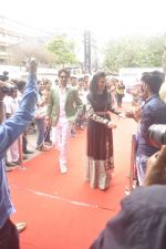Aishwarya Rai Bachchan, Irrfan Khan promote their film Jazbaa on the sets of DID 5 on 25th Aug 2015