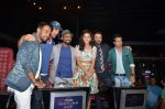 John Abraham, Anil Kapoor, Shakti Mohan, Remo D Souza on location of Dance plus in Yashraj Studios on 25th Aug 2015 (19)_55dd819753b1b.JPG