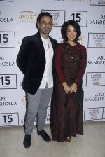 Mayank Anand, Shraddha Nigam at Abu Jani Red Carpet on 25th Aug 2015 (206)_55dd82bb99a22.JPG