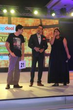 Ronit Roy at &TV launches two new shows in Sahara Star on 25th Aug 2015 (21)_55dd7fc076465.JPG