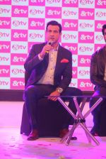 Ronit Roy at &TV launches two new shows in Sahara Star on 25th Aug 2015 (29)_55dd7fc3e2b55.JPG