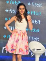 Shraddha Kapoor in Delhi for fitbit launch in Mumbai on 25th Aug 2015