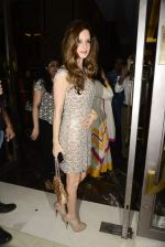 Suzanne Khan at Abu Jani Red Carpet on 25th Aug 2015