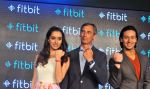 Tiger Shroff and Shraddha Kapoor in Delhi for fitbit launch in Mumbai on 25th Aug 2015 (23)_55dd7ec9444ae.jpg