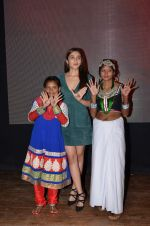 Alia Bhatt for girl child campaign Event on 26th Aug 2015