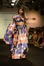 Anusha Dandekar walk the ramp for Gen next Show on day 1 of LIFW on 26th Aug 2015