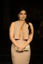 Bhumi Pednekar at Payal Singhal Show on day 1 of LIFW on 26th Aug 2015
