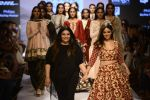 Nimrat Kaur walk the ramp for Payal Singhal Show on day 1 of LIFW on 26th Aug 2015