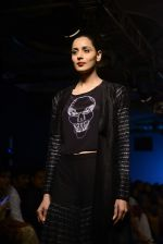 Model walk the ramp for Hatskala and Pella show at Lifw day 2 jabong Show on 27th Aug 2015