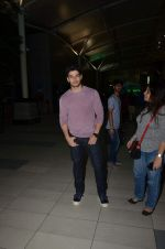 Sooraj Pancholi snapped at airport on 27th Aug 2015