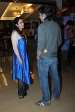 Tisca Chopra and Imtiaz Ali at Highway premiere in pvr on 27th aug 2015 (10)_55e04c04f0502.JPG