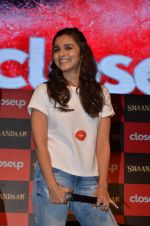 Alia Bhatt at Closeup Event in Mumbai on 28th Aug 2015