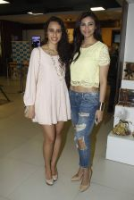 Daisy Shah at the launch of Namrata Purohit_s book in Mumbai on 28th Aug 2015 (14)_55e198de2e717.JPG