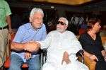 Kader Khan, Om Puri at film Hogaya Dimaagh Ka Dahi press meet in Mumbai on 28th Aug 2015 (5)_55e161db0ceef.JPG