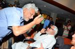 Kader Khan, Om Puri at film Hogaya Dimaagh Ka Dahi press meet in Mumbai on 28th Aug 2015 (23)_55e161a73974c.JPG