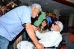 Kader Khan, Om Puri at film Hogaya Dimaagh Ka Dahi press meet in Mumbai on 28th Aug 2015 (25)_55e161aa62fb1.JPG