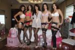 Mandana Karimi at Hunkemoller lingerie launch in Mumbai on 28th Aug 2015