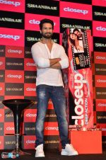 Shahid Kapoor at Closeup Event in Mumbai on 28th Aug 2015