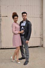 Imran Khan, Kangana Ranaut photo shoot in Mumbai on 29th Aug 2015