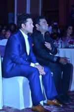Sachin Tendulkar, A R Rahman at Mothers of India event in Taj Land