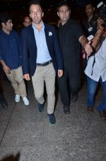 Alessandro Del Piero arrives in India on 30th Aug 2015