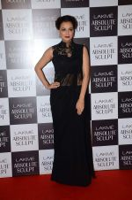 Dia Mirza at the grand finale of Lakme Fashion Week 2015 on 30th Aug 2015