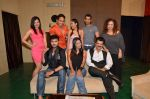 Gaurav Chopra, Rajesh Khattar, Vandana Sajnani, Kashmira Shah at Vandana Sajnani_s fourplay in Rangsharda on 30th Aug 2015 (18)_55e400ef05629.JPG
