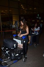 Ileana D_Cruz leaves for Jackie Chan film on 30th Aug 2015
