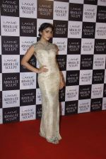 Shriya Saran at the grand finale of Lakme Fashion Week 2015 on 30th Aug 2015