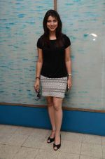 Tejaswini Pandit at Marathi film Tu Hi Re song recording in Famous on 31st Aug 2015 (75)_55e5557c186a4.JPG