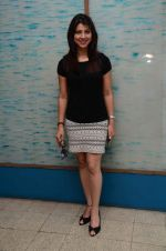 Tejaswini Pandit at Marathi film Tu Hi Re song recording in Famous on 31st Aug 2015 (76)_55e5557ea5385.JPG