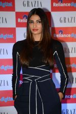 Athiya Shetty launches new issue of Grazia in Reliance Digital on 31st Aug 2015