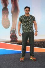 Sangram Singh at the   Mirchi Monsoon Half Marathon