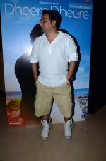 Ahmed Khan at the launch of _Dheere Dheere Se_ song on 1st Aug 2015