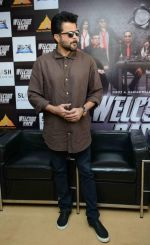 Anil Kapoor at welcome back delhi promotions in Mumbai on 1st Sept 2015